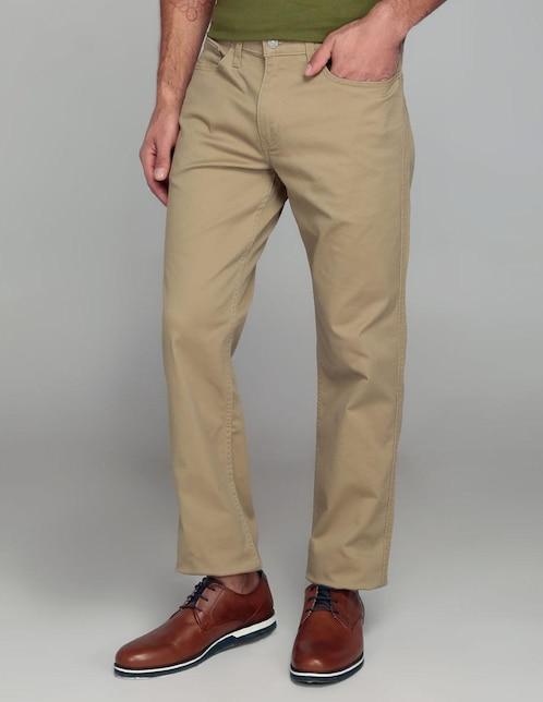 Pantalón casual Dockers corte straight khaki c6acb50bbc
