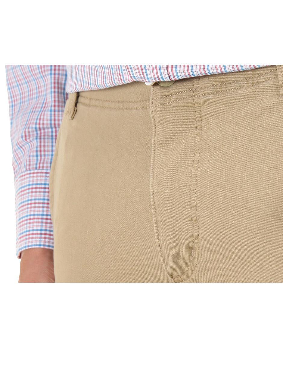 Pantalon Casual Dockers Corte Slim Khaki En Liverpool